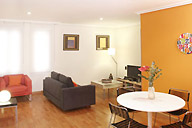 Rental apartments Madrid Arenal Standard