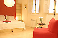 Rental apartments Madrid Goya